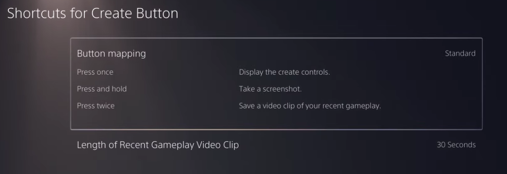 To Create Button Shortcuts